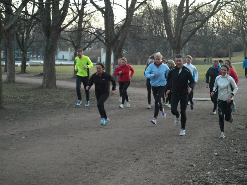 Ingrid Kristiansen løpeintervaller