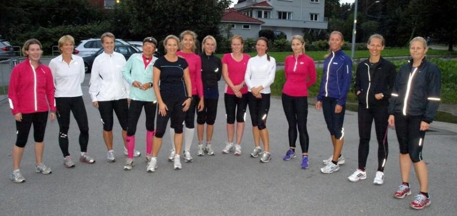 Ingrid Kristiansen Torsdagens løpegruppe