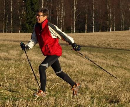 Ingrid Kristiansen stavgang