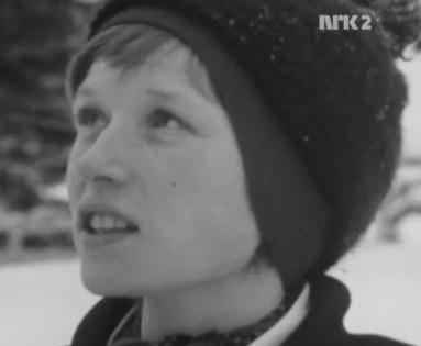 Ingrid Kristiansen som jentunge