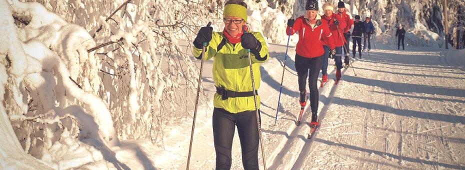 Ingrid Kristiansen | Langrennskurs Videregaende Klassisk Tenknikk Skikurs