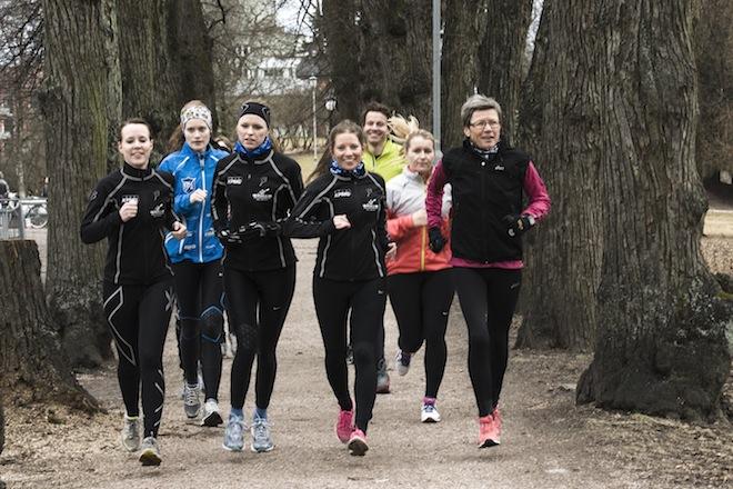 Ingrid kristiansen løpegruppe