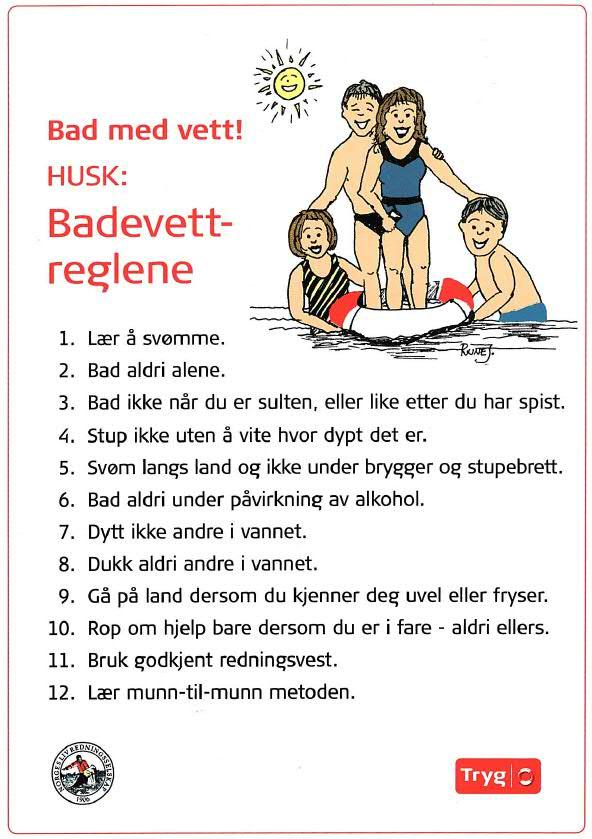 badevett-reglene