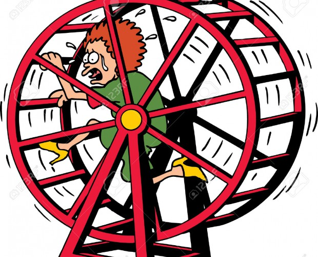 24305211-Hamster-Wheel-Stock-Vector-wheel-running-treadmill