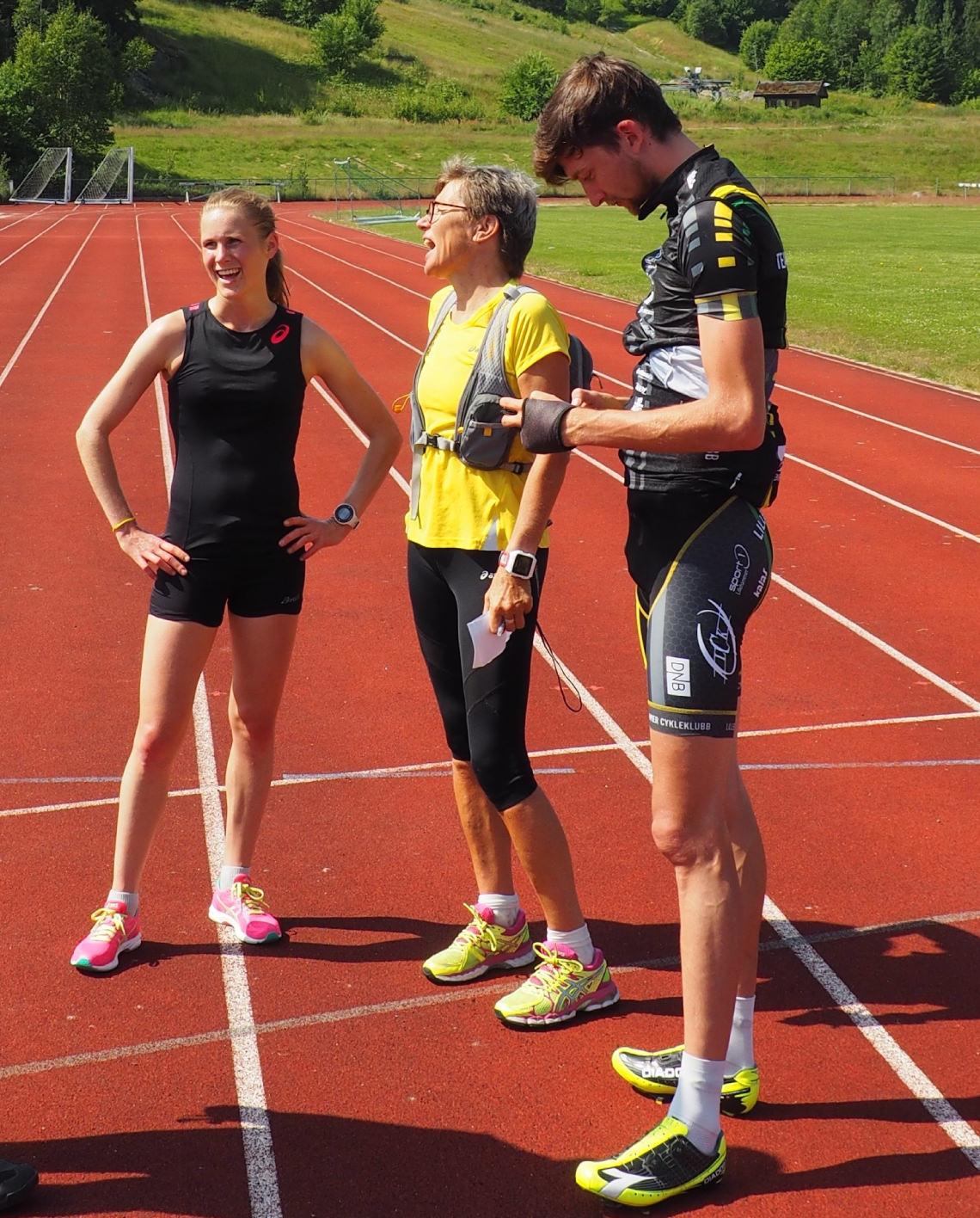 maraton treningsprogram nybegynner