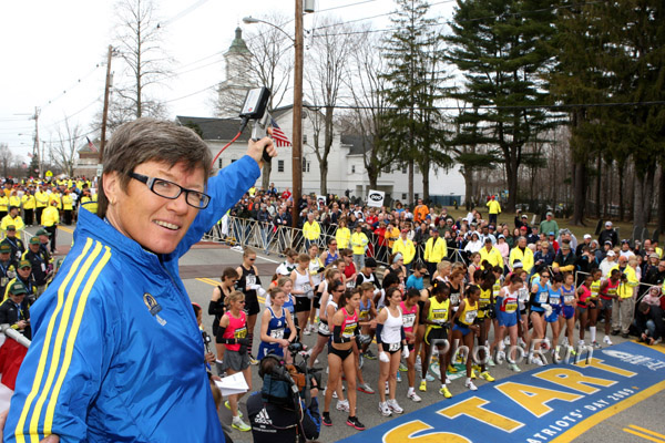 2009 Boston Marathon Boston, Ma   April 20, 2009 Photo: Victah Sailer@Photo Run Victah1111@aol.com 631-741-1865 www.photorun.NET